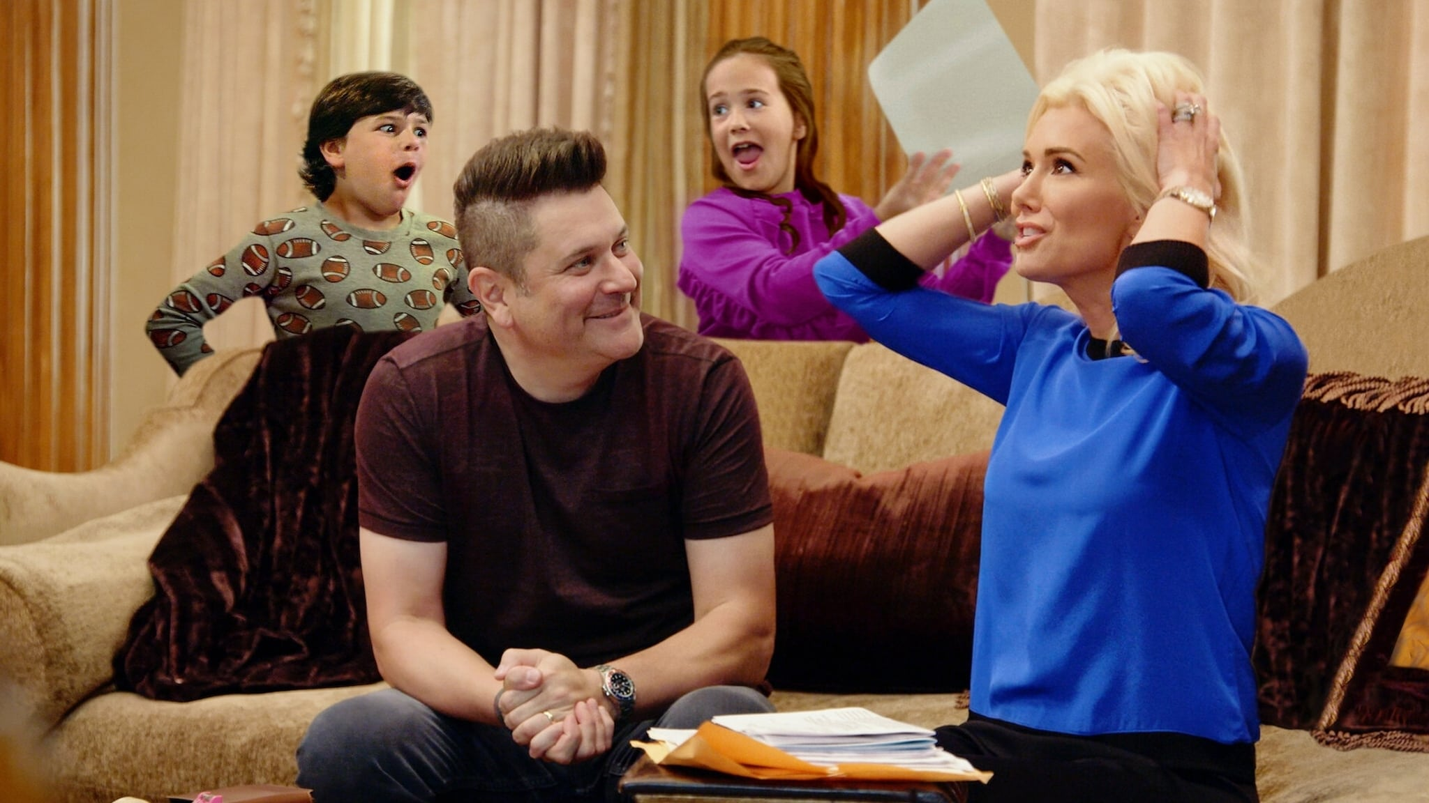 DeMarcus Family Rules Season 1 Episode 1