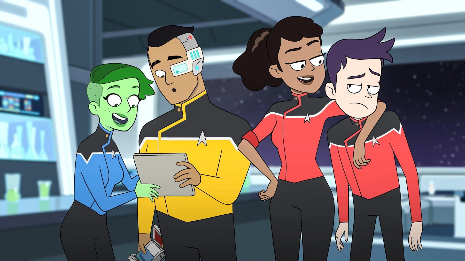 Star Trek: Lower Decks Season 1 Episode 3