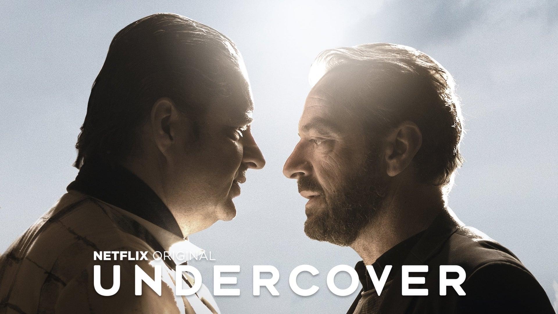 Undercover Season 2 Episode 1 on 'Netflix'