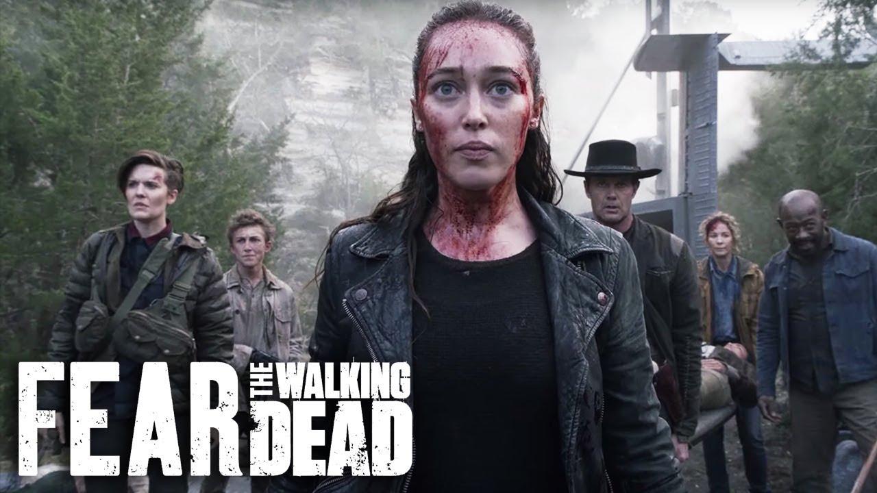 Fear the Walking Dead Season 7 Episode 1